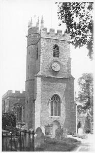 British Church Graveyard Kirche Eglise