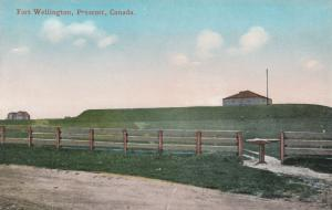 PRESCOTT , Ontario , Canada , 00-10s ; Fort Wellington