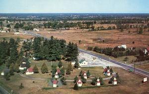 Canada - Ontario, Kingston, Evergreen Motel