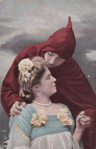 TUCK #6992; The Gentle Art of Making Love, Couple holding hands, 1900-10s