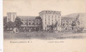 Jamaica Kingston Constant Spring Hotel