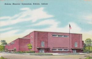 Indiana Kokomo Memorial Gymnasium Curteich