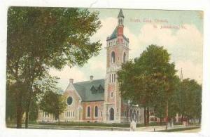 North Cong. Church, St. Johnsbury, Vermont, PU-1931