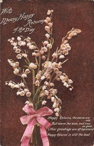 With Many Happy Returns of the Day, lily of the valley