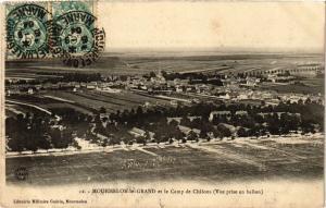 CPA MILITAIRE Mourmelon le Grand et le Camp de Chalons (316513)