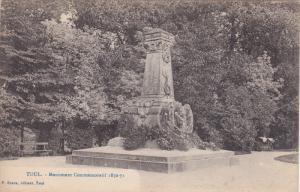 TOUL, Meurthe et Moselle, France; Monument Commemoratif, 00-10s