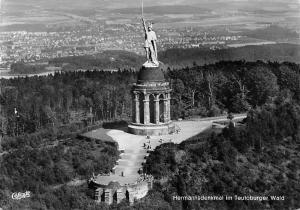 Hermannsdenkmal im Teutoburger Wald Statue Monument General view