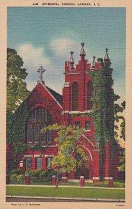 South Carolina Camden Episcopal Church
