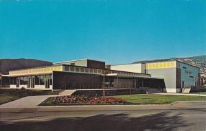 The Peach Bowl, Penticton, British Columbia, Canada, 1940-1960s