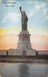 11995  NY  1920's  Statue of Liberty