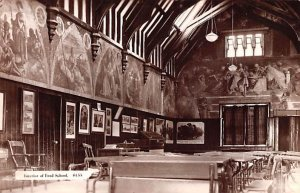 Interior of Ford School Scotland, UK Unused
