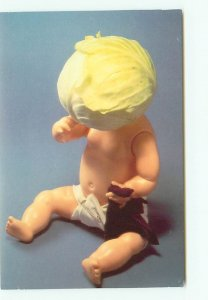 Cabbage Head baby Doll Diaper with Cabbage head