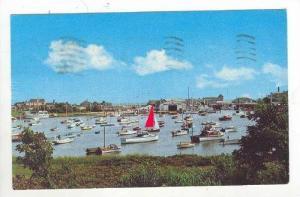 Wychmere Harbor,Harwichport,Cape Cod,Massachusetts,PU-1979