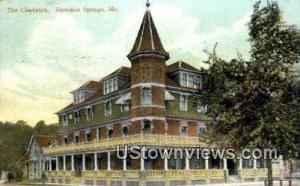 The Chadwick Excelsior Springs MO 1908