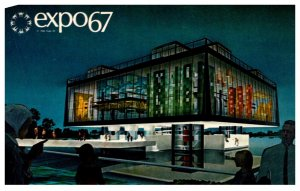 Expo 67  Pavilion of the Province of Quebec