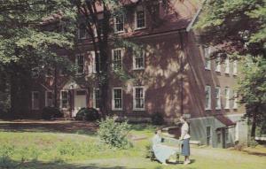 Science-Home Economics Building, Salem College, Winston-Salem, North Carolina...