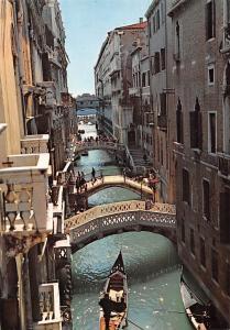 Italy Venezia Rio della Canonica, Canal, Kanal