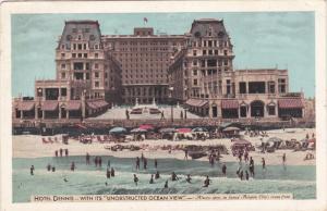 Hotel Dennis , Atlantic City , New Jersey , PU-1937