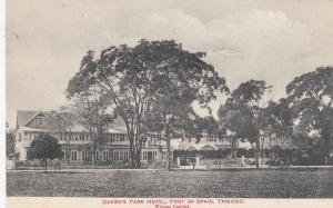 TRINIDAD, B.W.I., 00-10s Queens Park Hotel #2