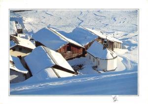 Ischgl der Weiler Paznaun, der dam Ganzen Bergtal den Namen Gab Kapelle