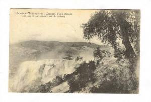 Cascade D´Eau Chaude, Hammam-Meskoutine, France, 1900-1910s