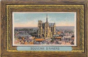 FRANCE, 1900-1910's; Souvenir D'Amiens