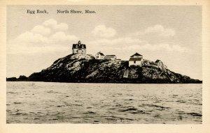 MA - North Shore. Egg Rock