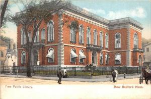 12812   MA New Bedford 1904   Free Public Library