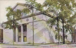 Church Third Church Of Christ Scientist Washington Boulevard & Leavitt Street...