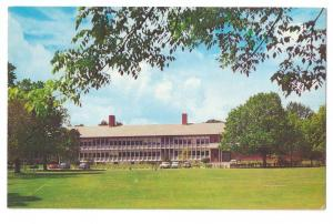 Wellesley College Dana Hall Classsrooms Massachusetts MA