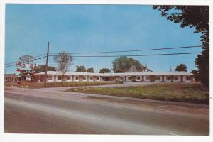 Glen Manor Motel, KINGSTON, Ontario, Canada, 40-60s