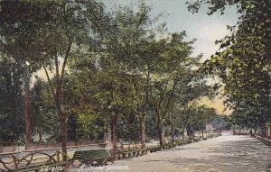 Alameda Gardens, Gibraltar, 1900-1910s
