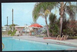 California ANAHEIM West Winds Trailer Lodge, 2170 Harbor Blvd Chrome