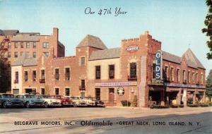 Great Neck Long Island New York Belgrave Oldsmobile Motors Amoco PC J76966