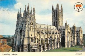 Canterbury Cathedral, church