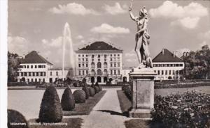 Germany Muenchen Schloss Nymphenburg Photo