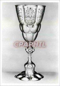 Postcard Modern German Cup Silver gilt Victoria and Albert Museum