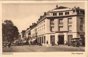 CPA PÉRIGUEUX Place Bugeaud (122163)