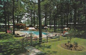 Swimming Pool, Golf Ranch Motel, VIRGINIA BEACH, Virginia, 40-60's