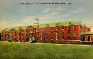 CT - New London - Chase Hall, Coast Guard Academy