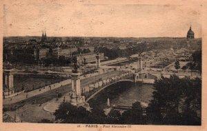 Pont Alexandre III,Paris,France BIN