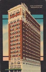 Hotel Washington Indianapolis Indiana