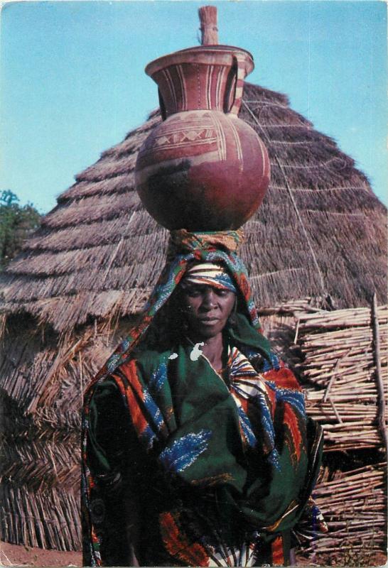 Niger Canari ethnic woman