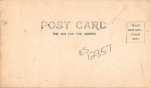 Washington DC Greetings Dr Hewey Hand Shake Vintage Postcard AA23058