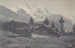 Switzerland Wengen &  Jungfrau