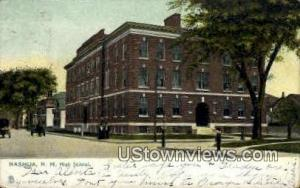 High School Nashua NH 1907
