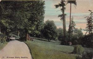Washington Seattle Kinnear Park 1909