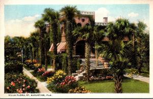 Florida St Augustine Villa Flora Curteich