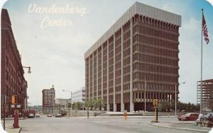 GRAND RAPIDS , Michigan , 40-60s ; Vandenberg Center