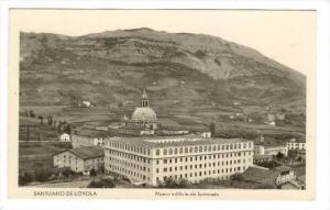 RP  Santuario de Loyola, Nuevo edificio de Juniorado, Spain, PU-1956